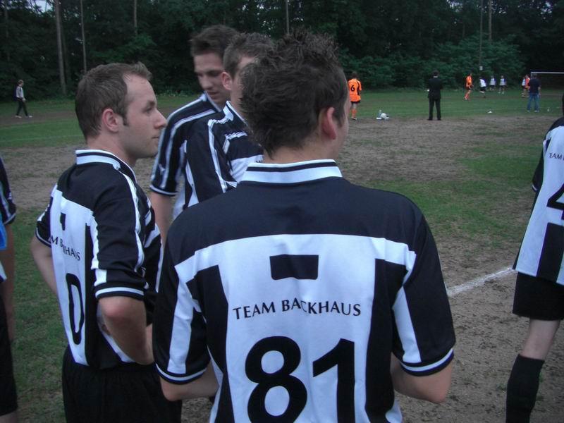 Fussball-Turnier 2008
